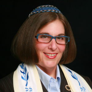 Rabbi Denise L Eger will lead the Central Conference of American Rabbis