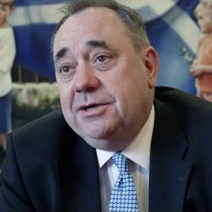 Alex Salmond said he was 'delighted' by the results of the poll