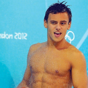 Tom Daley will join the boyband