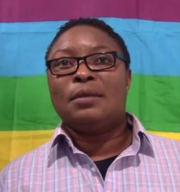 """A judge ruled Ms Apata """"fabricated"""" her sexuality"""