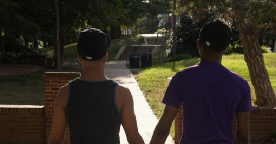 among the gay community to find a mate