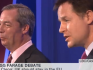 Nick Clegg and Nigel Farage took part in a debate on LBC this evening