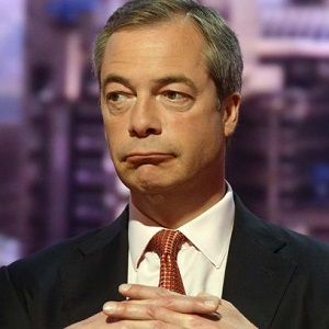 Nigel Farage said he thought it was ok to be homophobic at the age of 70
