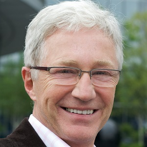 Paul O'Grady made the comments at an LGBT Labour event