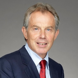Tony Blair was Prime Minister from 1997-2007 (Photo: Twitter)