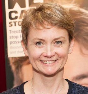 Yvette Cooper says more needs to be done
