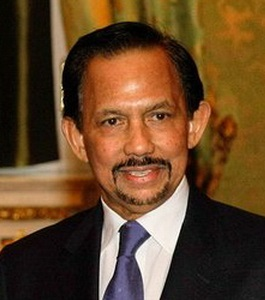 The Sultan of Brunei hopes to buy the three hotels