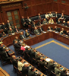 Previous debates have been voted down by the DUP