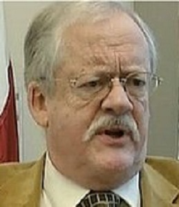 Roger Helmer has claimed 'gay cure' therapy should be offered on the NHS