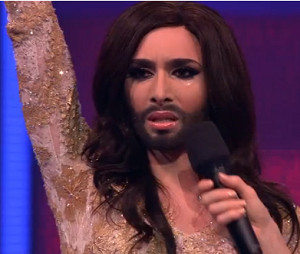 Conchita Wurst is 'annoyed' at the ongoing marriage equality discussion