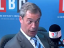 Nigel Farage defended Kerry Smith