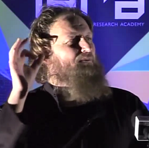 Chairman Abdurraheem Green has allegedly made anti-Semitic and homophobic comments (Photo: YouTube)