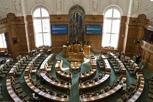 The Danish Parliament passed the reform today