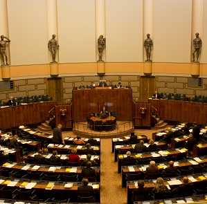 The Finnish Parliament will vote on same-sex marriage on Friday