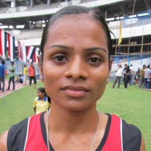 Dutee Chand will not be allowed to compete