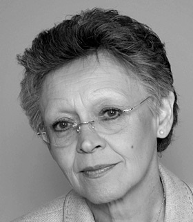 Francoise Barre Sinoussi took aim at countries with anti-gay laws
