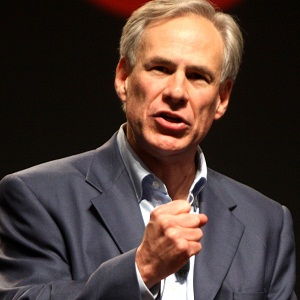 Greg Abbott made the strange claim in a legal brief