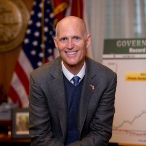 Rick Scott refused to give a clear answer about marriage equality