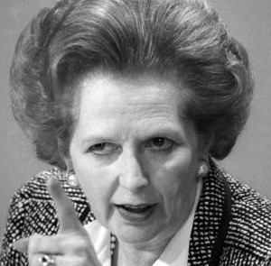 Margaret Thatcher was Prime Minister from 1979-1990