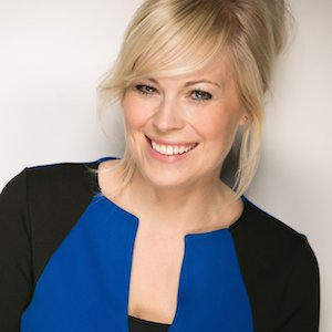 Vicky Beeching came out as gay in an interview (Image: Twitter)
