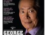 George Takei appears on the cover of the latest issue of Winq magazine