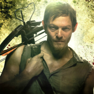 daryl walking dead actor