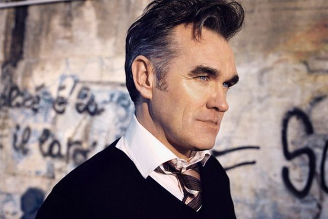 Morrissey Announces 'Low in High School' LP