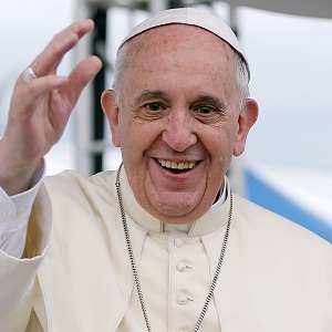 Pope Francis granted an audience to a trans man