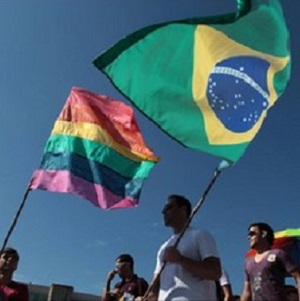 LGBT rights are not illegal in Brazil but gay murders are rife