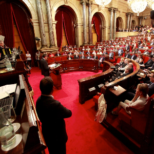 The Catalan Parliament passed the law on Thursday.