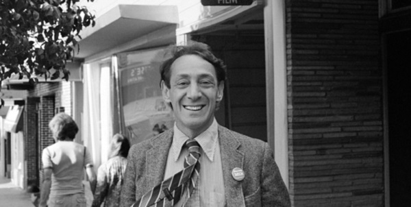 Harvey Milk social media image