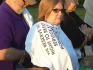 Attendees wore shirts which read 'We reserve the right to refuse service to homosexuals'