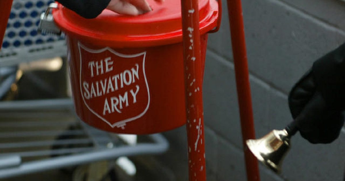 'Coin Crusader' Donates To Red Kettle Campaign Again