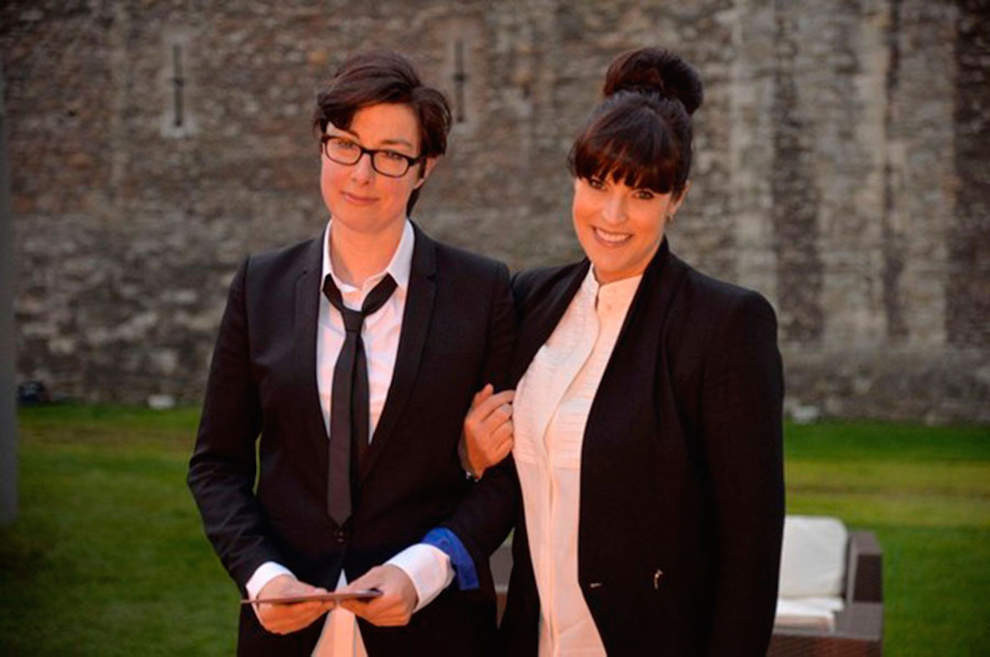 Leaked Sue Perkins nude photos 2019