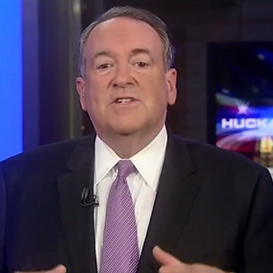 Mike Huckabee said he would never stop opposing same-sex marriage