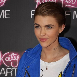 Ruby Rose joined the latest series of Orange is the New Black.