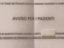 The leaflets were posted outside the office of an allegedly gay dentist