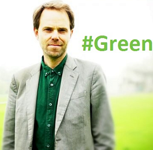 Rupert Read is the Green Party parliamentary candidate for Cambridge