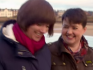 Ruth Davidson called for Ireland to get same-sex marriage
