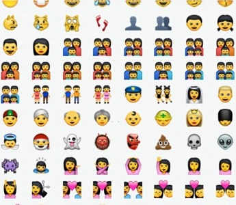The new emojis will be released soon