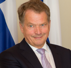 The President of Finland has signed a gender-neutral marriage law
