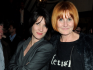 Mary Portas and Melanie Rickey