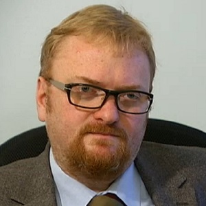 Vitaly Milonov wants to ban Game of Thrones