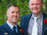 The New Zealand Defence Force hosted a same-sex wedding (Photo: Bren Dyer)