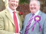 UKIP's prospective MP Ted Strike questioned if the storms were caused by God
