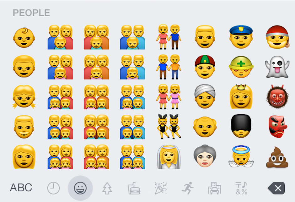 Gay sex emoticons