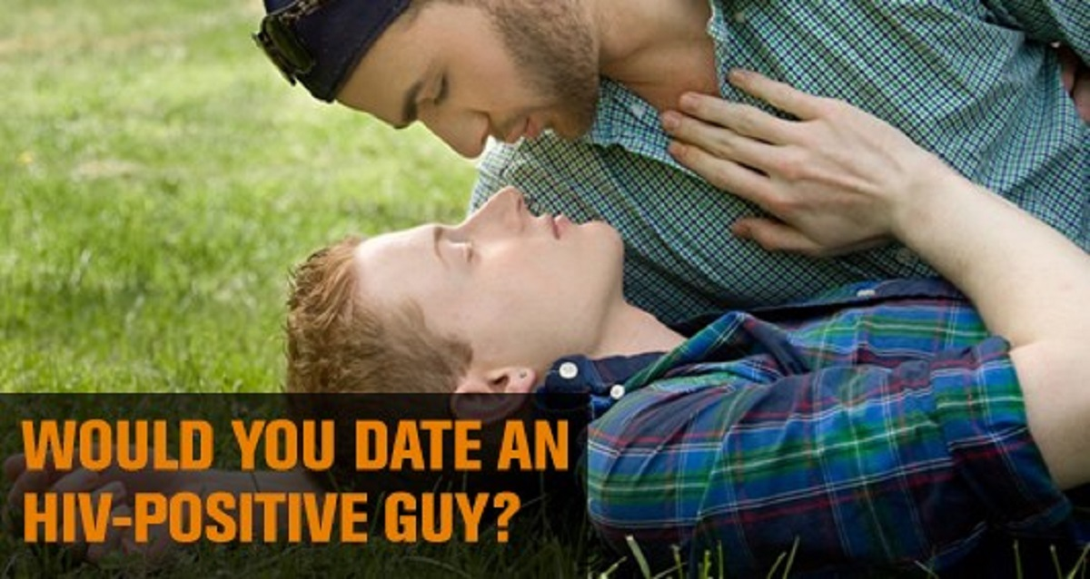 Dating and hiv positive man