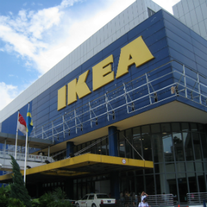 IKEA Singapore has come under fire