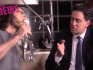 Ed Miliband clashed with Russell Brand over the issue of voting
