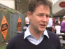 Nick Clegg says the comments 'lift the lid' on the party's views